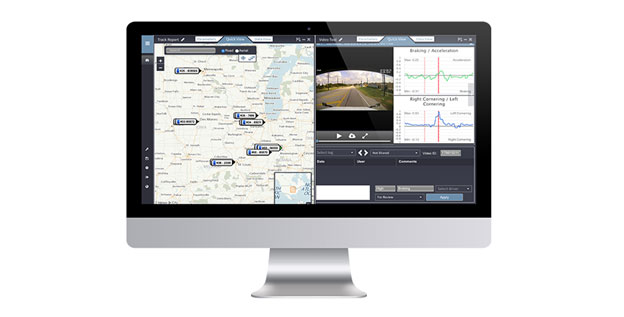 dashcam video fleet management